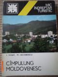 Campulung Moldovenesc Iosep iacobescu Mic indreptar turistic harta ghid hobby