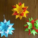 Origami - stelute de hartie