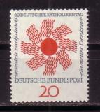 GERMANIA G444 Ziua catolica germana 1964