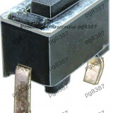 Push buton 6x3mm, inaltime 4mm - 124278