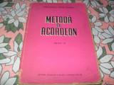 Metoda de acordeon-Misu Iancu/Petre Romea
