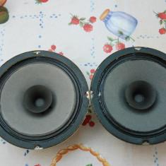 Difuzoare full range de 17 cm dual cone, 0-40 W
