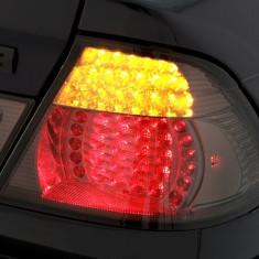 Stopuri LED fumurii BMW Seria 3 E46 (1998-2005) facelift si non facelift - Stopuri tuning