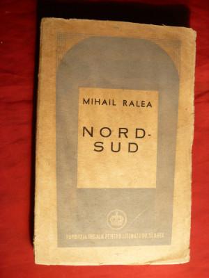 Mihail Ralea - NORD-SUD - Prima Ed. 1945 foto