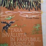 Arkady Fiedler Tara invaluita in parfumul rasinilor - Carte de calatorie
