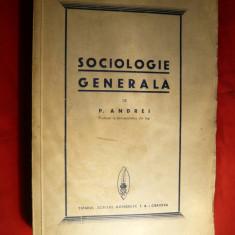 Petre Andrei - Sociologie Generala - Prima Ed. 1936