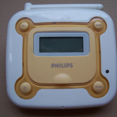 PHILIPS DIAL UP BABY MONITOR, SBC SC 469/90