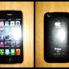 iPhone 3Gs Apple 32 GB negru, Neblocat