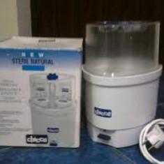 Sterilizator biberoane CHICCO - Sterilizator Biberon Chicco, Cu aburi