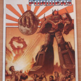 Transformers Infestation #1 IDW - Reviste benzi desenate Altele