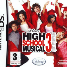 High School Musical 3  ---  Nintendo DS