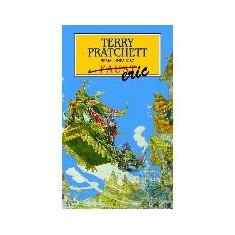 "Terry Pratchett - Eric (Volumul IX al seriei Lumea Disc"")"""