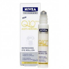 NIVEA Q10 plus Roll-on de ochi anti-rid - Crema antirid