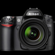 Vand Nikon D80 3700 cadre + Obiectiv + BONUS - SUPER PRET!!!!! - DSLR Nikon, Kit (cu obiectiv), 10 Mpx