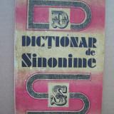 DICTIONAR DE SINONIME , GH.BULGAR .