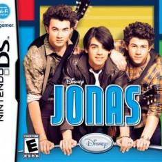 Jonas - Nou Sigilat  ---  Nintendo DS