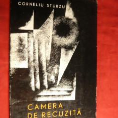 Corneliu Sturzu - Camera de Recuzita - Prima Ed. 1973 autograf