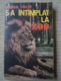 S A INTAMPLAT LA ZOO Mihail Cociu carte hobby animale ilustrata foto alb negru, Alta editura