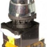 Comutator cu 2 pozitii cu cheie, 10 A/ 660 V, 30x35x81mm-5068