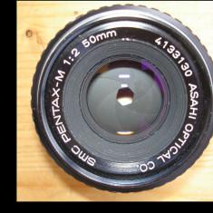 Obiectiv foto Pentax 2/50 baioneta