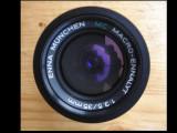 Obiectiv foto mc macro-ennalyt 3,5/35 pe filet de 42, Standard, Manual focus