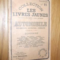 AUTOMOBILE -- Description * Entretien * Conduite