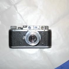VAND APARAT FOTO ZORKI 1B CU OBIECTIV COLAPSIBIL - Aparat Foto cu Film Zorki