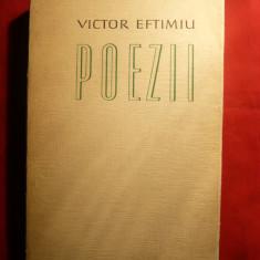 Victor Eftimiu - POEZII - Ed. 1964
