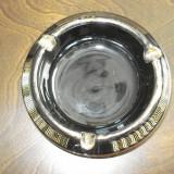 SCRUMIERA placata cu aur 24 K