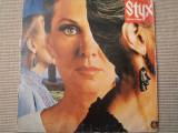 Styx Pieces of Eight disc vinyl lp muzica progresiv rock PGP yugoslavia 1978, VINIL, A&M rec