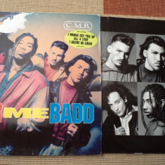 COLOR ME BADD CMB disc vinyl lp muzica r&b hip hop pop dance editie vest texte - Muzica Hip Hop, VINIL