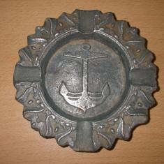 scrumiera metal
