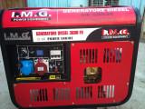 Generator Disel I.M.G., Honda