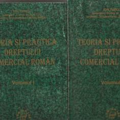 (C1569) TEORIA SI PRACTICA DREPTULUI COMERCIAL ROMAN DE ION TURCU, EDITURA LUMINA LEX, BUCURESTI, 1998, 2 VOLUME - Carte Drept comercial