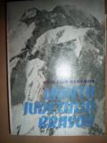 Muntii judetului Brasov / harta - Aristide Stavros