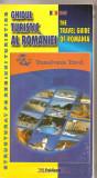 (C1584) GHIDUL TURISTIC AL ROMANIEI, STRUCTURAT PE REGIUNI TURISTICE, SILVIA IONESCU, PUBLIROM, BUCURESTI, 2005, EDITIA A 7-A REVIZUITA