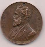 Medalie-ION BRATIANU  anul 1891