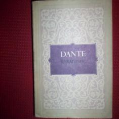 Dante - Paradisul (traducere - Alexandru Balaci ) - Roman
