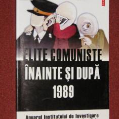 Elite Comuniste Inainte Si Dupa 1989 (Vol.ll) - Istorie