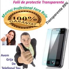 Folie de protectie Samsung C6712 Duos Transparenta MONTAJ GRATUIT