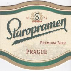 Suport de pahar / Biscuite STAROPRAMEN