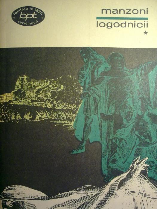 Alessandro Manzoni - Logodnicii vol. 1 foto mare