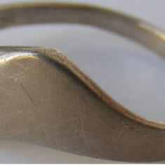 Inel vechi din argint (64) - de colectie