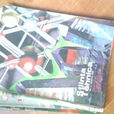 Reviste - stiinta si tehnica si o revista autoturism 6/74 - Revista IT