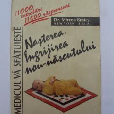 Nasterea. Ingrijirea nou - nascutului - Carte Ghidul mamei