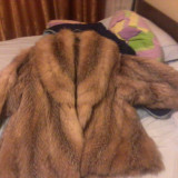 VAND BLANA DAMA(VULPE) - haina de blana