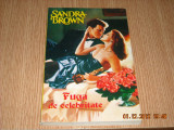 FUGA DE CELEBRITATE-SANDRA BROWN
