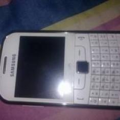 Samsung gt-s3350 nou - Telefon Samsung, Alb