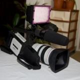 Camera video profesionala canon xl2, Sub 2 inch, Mini DV, CCD, 10-20x