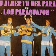 LUIS ALBERTO DEL PARANA SI FORMATIA ; LOS PARAGUAYOS - Muzica Latino
